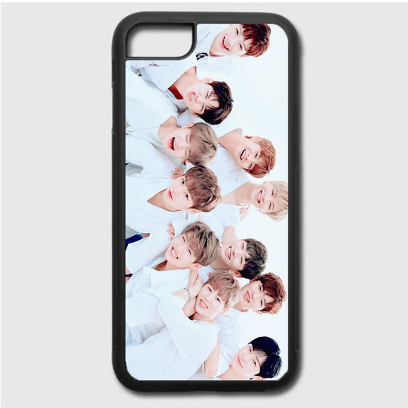 Wanna One iPhone 7 Case | Frostedcase