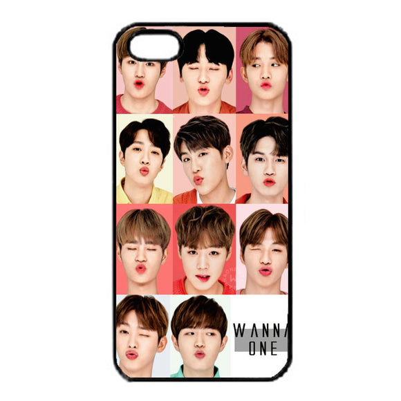 Wanna One Lip Balm iPhone 5|5S|SE Case | Frostedcase
