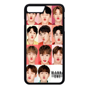 Wanna One Lip Balm iPhone 7 Plus Case | Frostedcase
