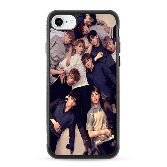 Wanna One Mama 2017 iPhone 8 Case | Frostedcase