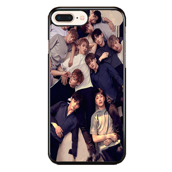 Wanna One Mama 2017 iPhone 8 Plus Case | Frostedcase
