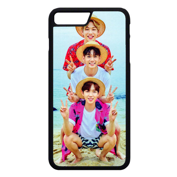 Wanna One To Be One iPhone 7 Plus Case | Frostedcase