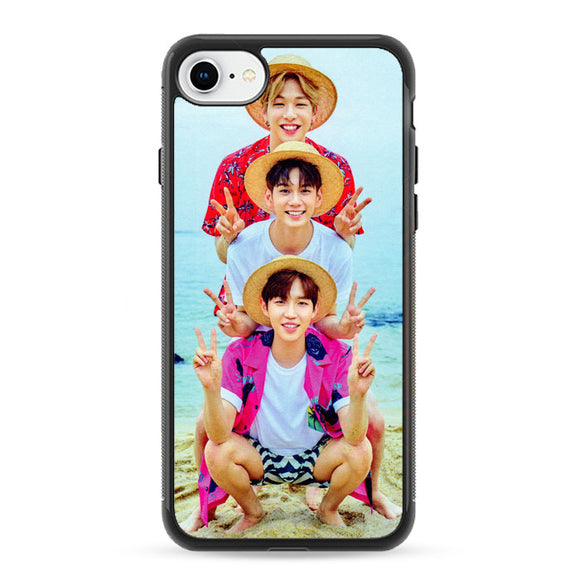 Wanna One To Be One iPhone 8 Case | Frostedcase