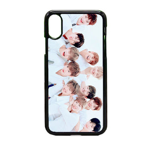 Wanna One iPhone X Case | Frostedcase