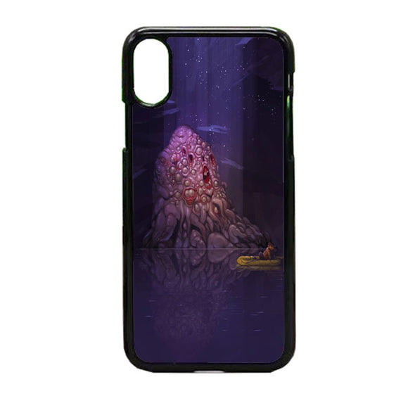 Water iPhone X Case | Frostedcase