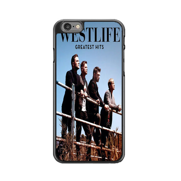 Westlife Greatest Hits 2011 iPhone 6 Plus|6S Plus Case | Frostedcase