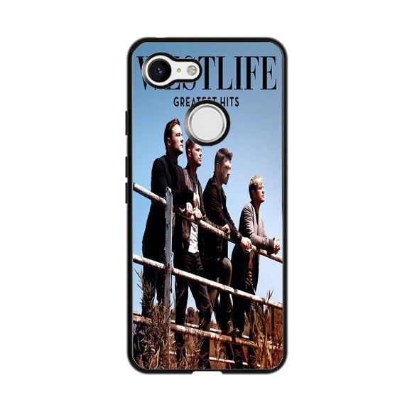 Westlife Greatest Hits 2011 Google Pixel 3 Case | Frostedcase