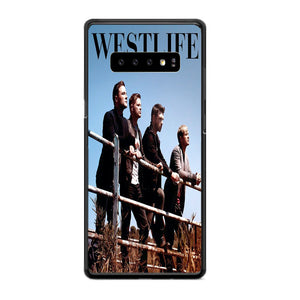 Westlife Greatest Hits 2011 Samsung Galaxy S10 Plus Case | Frostedcase