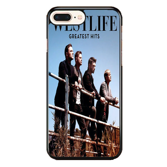 Westlife Greatest Hits 2011 iPhone 8 Plus Case | Frostedcase