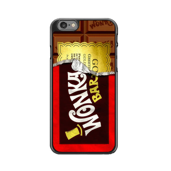 Willy Wonka Chocolate Golden Ticket iPhone 6 Plus|6S Plus Case | Frostedcase