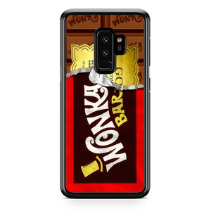 Willy Wonka Chocolate Golden Ticket Samsung Galaxy S9 Plus Case | Frostedcase