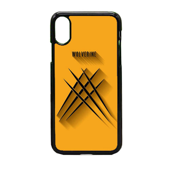 Wolverine 3D iPhone XS Max Case | Frostedcase