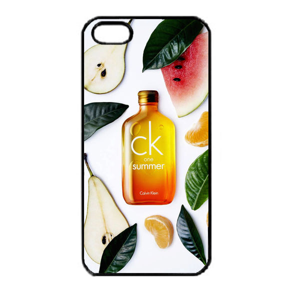Womens Summer Perfume iPhone 5|5S|SE Case | Frostedcase