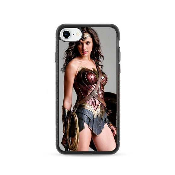 Wonder Woman iPhone 8 Case | Frostedcase