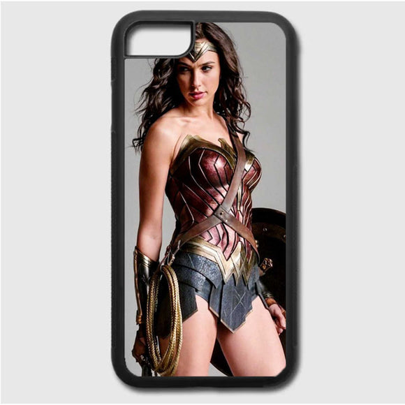 Wonder Woman iPhone 7 Case | Frostedcase
