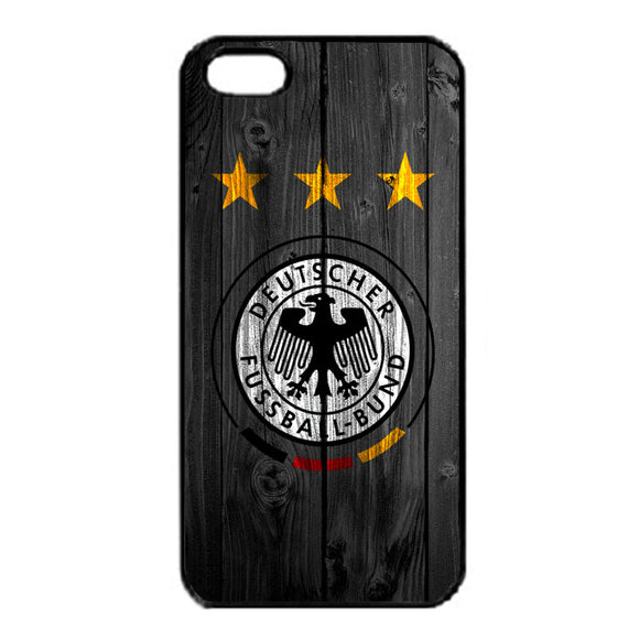 Wood Germany iPhone 5|5S|SE Case | Frostedcase