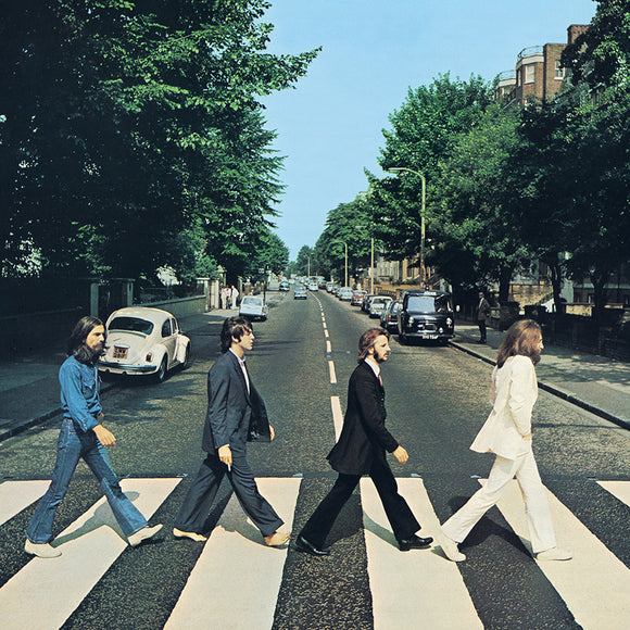 The Beatles Album Cover Abbey Road Birthday / Greeting Card