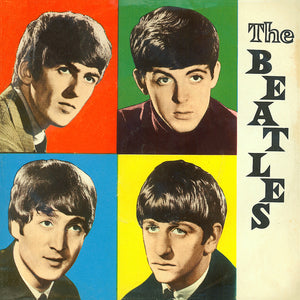 The Beatles Album Single Cover Birthday / Greeting Card