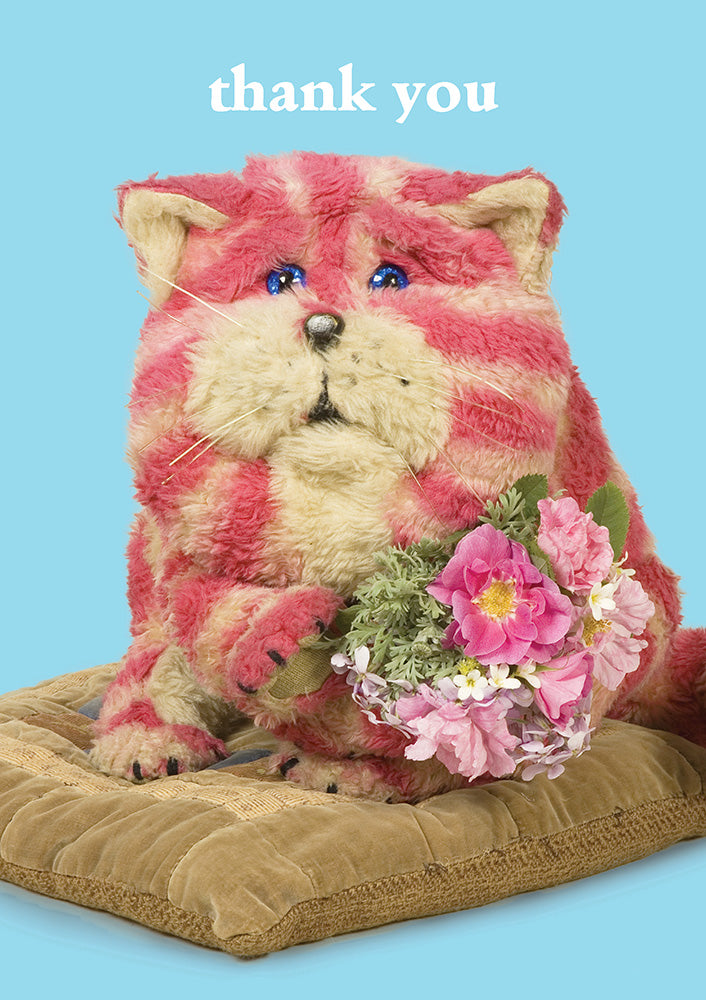 Thank You Bagpuss Greeting Card