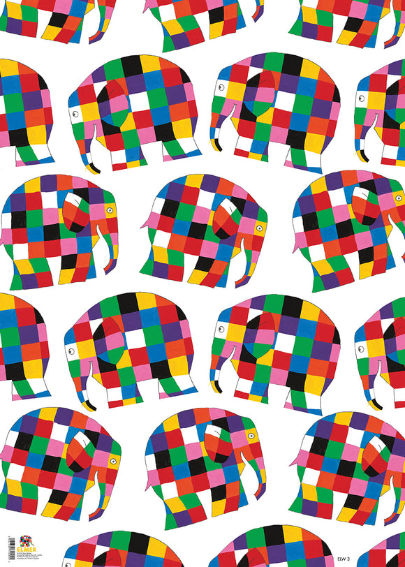 Elmer Gift Wrap Wrapping Paper