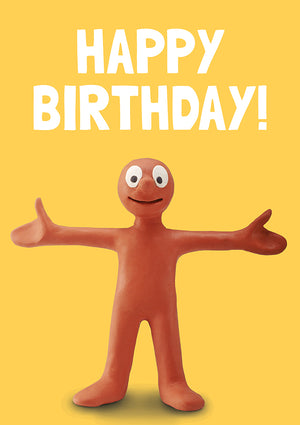 Happy Birthday! Morph Birthday Card