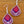 Load image into Gallery viewer, Teardrop Thread Earrings