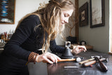 ONLINE METALSMITHING WORKSHOP WITH STARTER KIT - wild_tide_collective, [product_type),