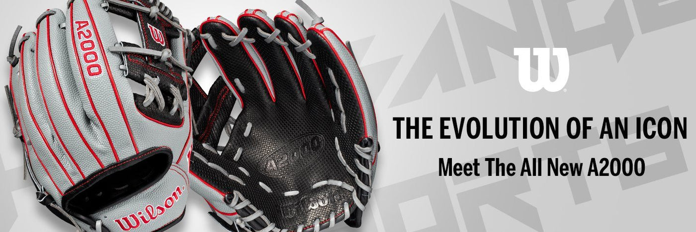 2021 Wilson A2000 Fielding Gloves