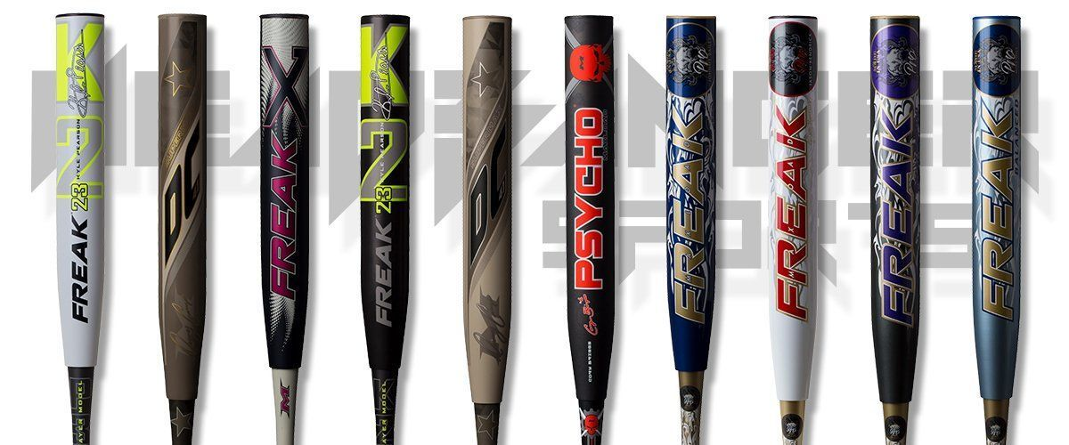 2019 Miken Slowpitch Softball Bats