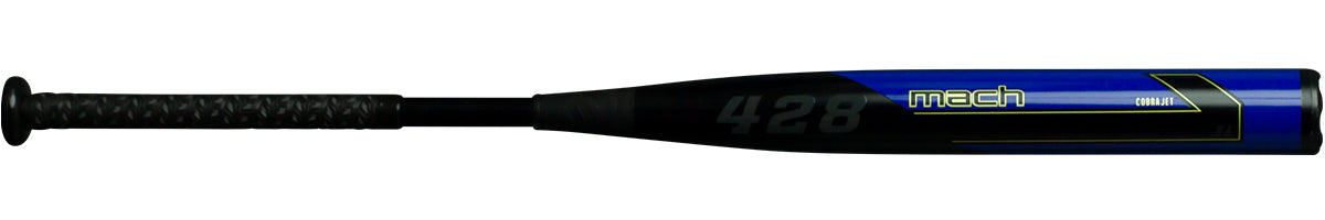 2020 MACH 1 Cobra Jet 428 XL USA/ASA Slowpitch Softball Bat: WM20MA