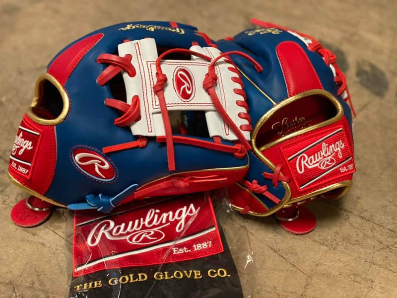 "Rawlings Heart of the Hide 11.5"" Private Stock Infield Baseball Glove: 15445788-1"