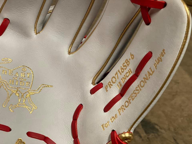 "Rawlings Heart of the Hide 12"" Private Stock Infield Fastpitch Softball Glove: 15445788-11"