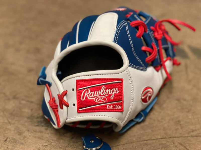 "Rawlings Heart of the Hide 11.75"" Private Stock Infield Baseball Glove: 15445788-30"
