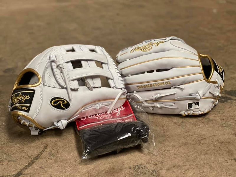 "Rawlings Heart of the Hide 13"" Private Stock Slowpitch Softball Glove: 15446335-18"