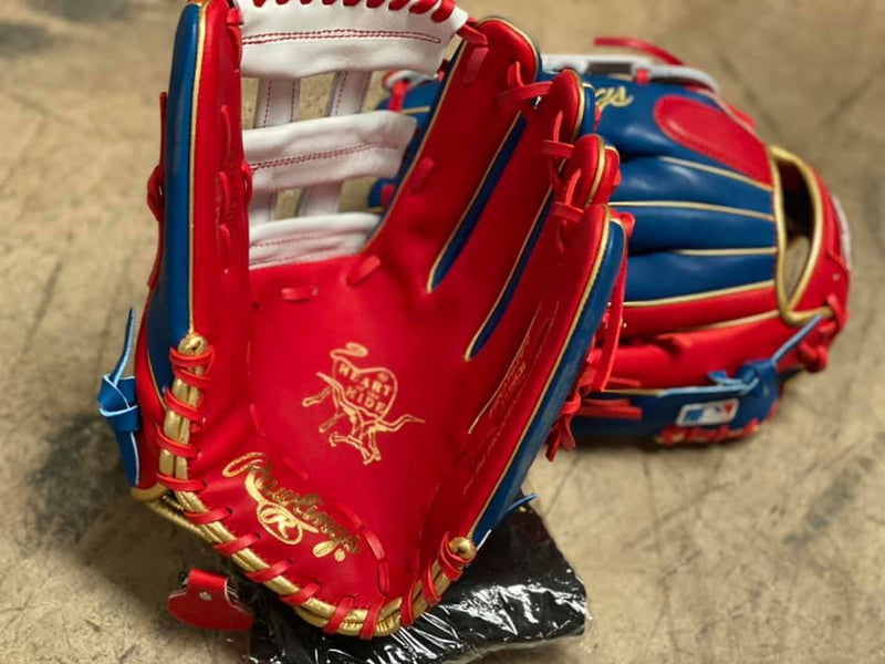 "Rawlings Heart of the Hide 13"" Private Stock Slowpitch Softball Glove: 15449449-2"