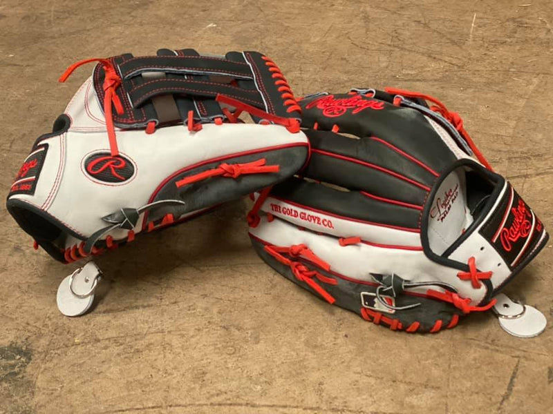 "Rawlings Heart of the Hide 13"" Private Stock Slowpitch Softball Glove: 15449449-8"