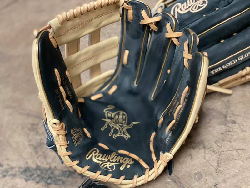 "Rawlings Heart of the Hide 13"" Private Stock Slowpitch Softball Glove: 15449449-9"