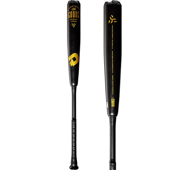 2020 DeMarini The Goods BBCOR (-3) Baseball Bat: WTDXGIC-20 at headbangersports.com