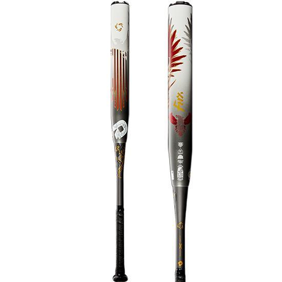 2020 DeMarini FNX Rising (-9) Fastpitch Softball Bat: WTDXPHP