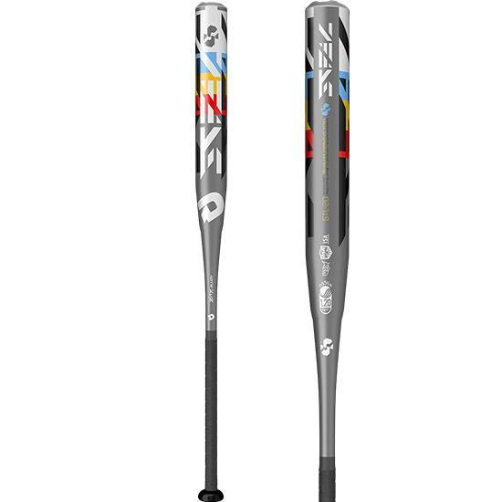 2020 DeMarini Steel Single Wall Slowpitch Softball Bat: WTDXSTL-20