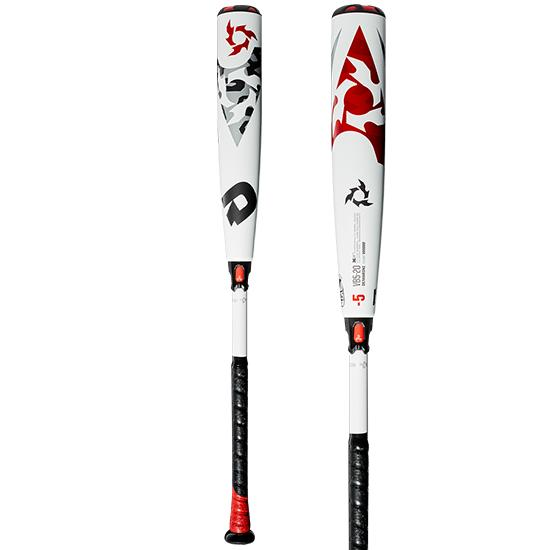 2020 DeMarini Voodoo Balanced (-5) USSSA Baseball Bat: WTDXVB5-20 at headbangersports.com