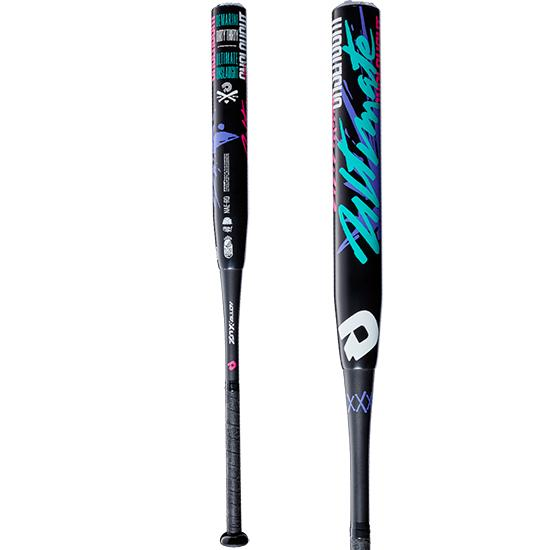 2020 DeMarini Ultimate Onslaught 30th Anniversary Slowpitch Bat: WTDXNAE-RD