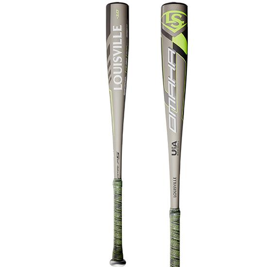 2020 Louisville Slugger Omaha (-10) USA Baseball Bat: WTLUBO5B1020 at headbangersports.com