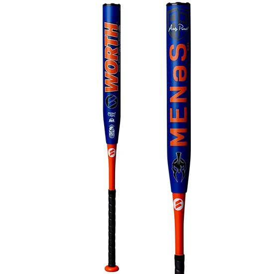 "2020 Worth MENES Andy Purcell Signature 13.5"" XXL USSSA Slowpitch Softball Bat: WAP20U"