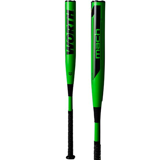"2021 MACH 1 Maxload 13.5"" USA/ASA Slowpitch Softball Bat: WM21MA"