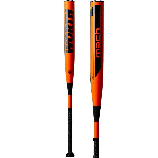 "2021 MACH 1 Balanced 13.5"" USA/ASA Slowpitch Softball Bat: WM21BA"