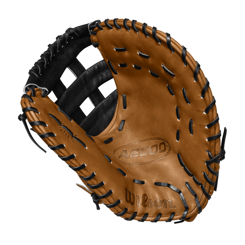 "Wilson A2000 12.5"" First Base Mitt: WTA20RB202013"