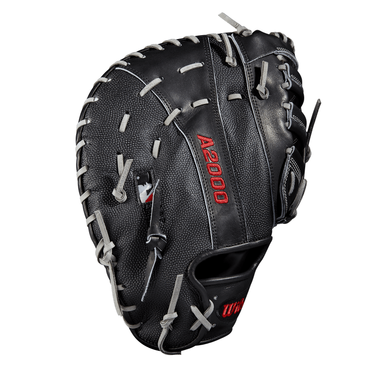 "Wilson A2000 SuperSkin 12.25"" First Base Mitt: WTA20RB202820SS"