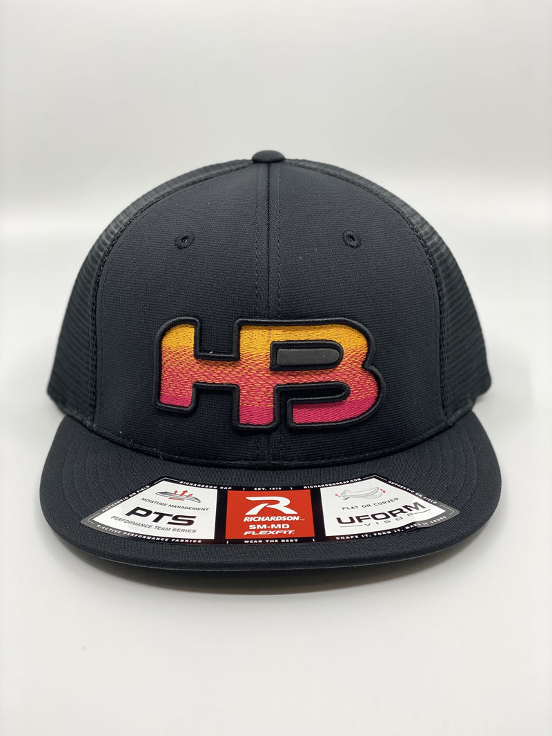 HB SPORTS EXCLUSIVE RICHARDSON PTS20M PULSE/MESH R-FLEX HAT: VICE