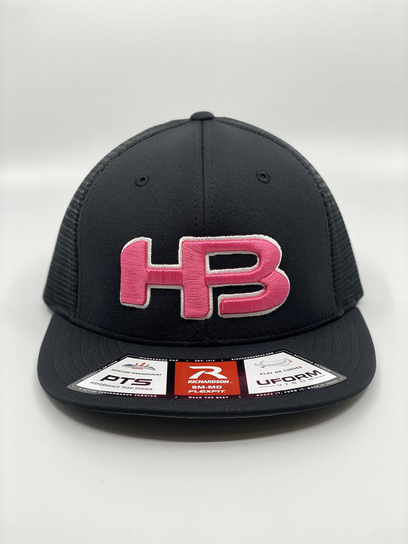 HB SPORTS EXCLUSIVE RICHARDSON PTS20M PULSE/MESH R-FLEX HAT: BCA